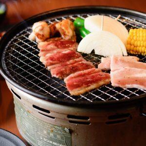 焼肉食べ放題 カルビ市場 天神店のランチ限定食べ放題コース
